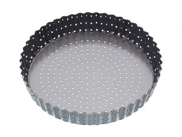 Crusty Bake Loose Base Round Flan/Quiche Pan 25cm