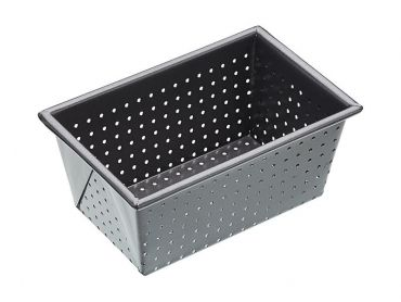 Crusty Bake Box Sided Loaf Pan 16x10cm