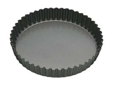 Heavy Base Loose Base Round Flan/Quiche Pan 20cm