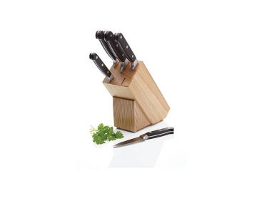 Halo Knife Block Set 5pc